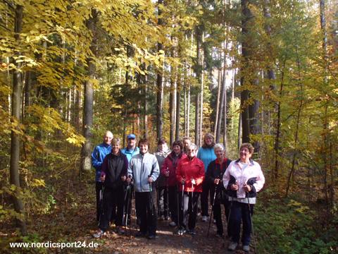 nordic walking anleitung für anfänger